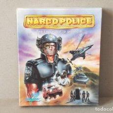 Videojuegos y Consolas: SPECTRUM. DINAMIC: NARCO POLICE - EDICION ESPAÑOLA EN CAJA. Lote 193745716