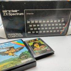 Videojuegos y Consolas: ZX SPECTRUM CON 2 JUEGOS.. Lote 194282393