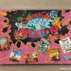 Videojuegos y Consolas: SPECTRUM: COMIC, ARCADE & AVENTURA: JABATO, COZUMEL, FREDDY, C. TRUENO, COSMIC Y MORTADELO) EN CAJA . Lote 194513161