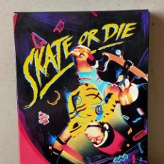 Videojuegos y Consolas: SPECTRUM. DRO SOF: SKATE OR DIE - DRO SOFT 1990 EN CAJA . Lote 194713393