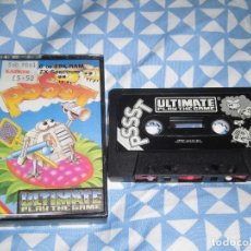 Videojuegos y Consolas: JUEGO SINCLAIR ZX SPECTRUM 16/48K - PSSST (ULTIMATE PLAY THE GAME) ORIGINAL. Lote 194735108