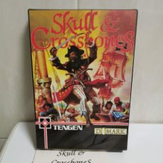 Videojuegos y Consolas: SKULL & CROSSBONES. Lote 194874378