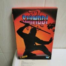 Videojuegos y Consolas: SHINOBI TESTEADO. Lote 194874865