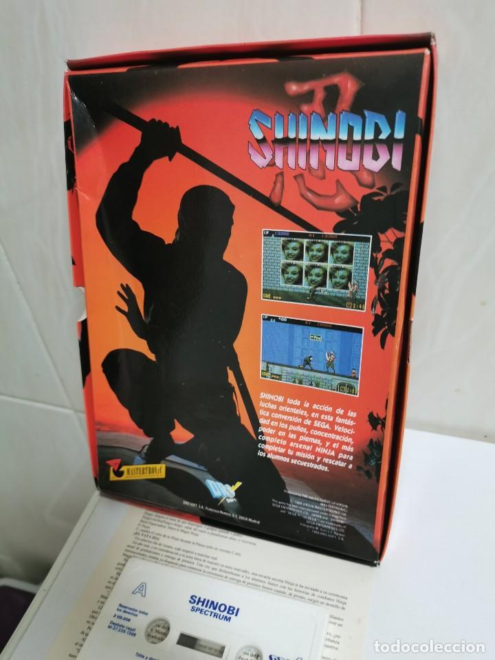 Videojuegos y Consolas: SHINOBI TESTEADO - Foto 2 - 194874865