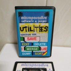 Videojuegos y Consolas: UTILIDADES ESTUCHE. Lote 194875038