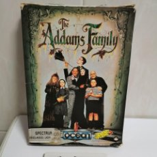 Videojuegos y Consolas: THE ADDAMS FAMILY TESTEADO. Lote 194875551