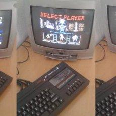 Videojuegos y Consolas: SINCLAIR ZX SPECTRUM +2A 128K FUNCIONANDO VERSION ESPAÑOLA COMPLETO MAGNIFICO!!! R10029. Lote 194930010