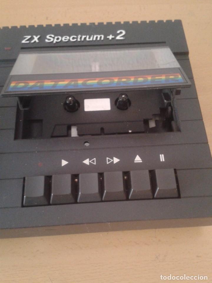 Videojuegos y Consolas: SINCLAIR ZX SPECTRUM +2A 128K FUNCIONANDO VERSION ESPAÑOLA COMPLETO MAGNIFICO!!! R10029 - Foto 7 - 194930010