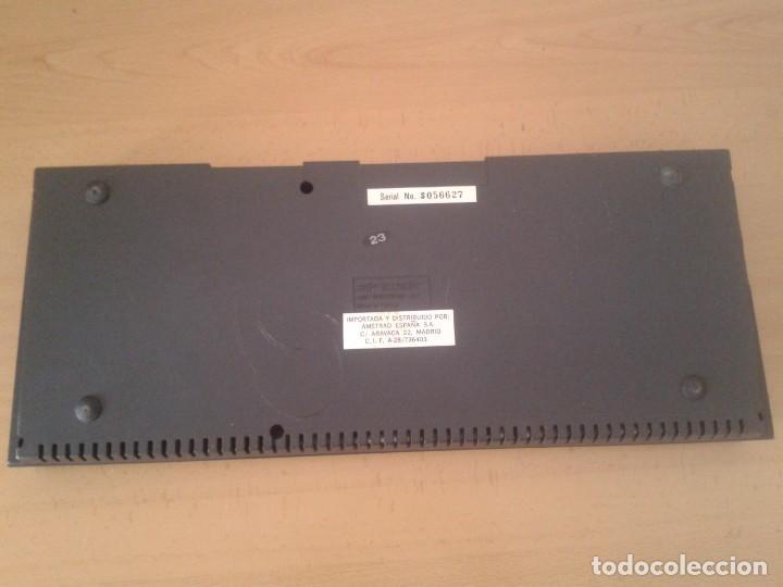 Videojuegos y Consolas: SINCLAIR ZX SPECTRUM +2A 128K FUNCIONANDO VERSION ESPAÑOLA COMPLETO MAGNIFICO!!! R10029 - Foto 10 - 194930010