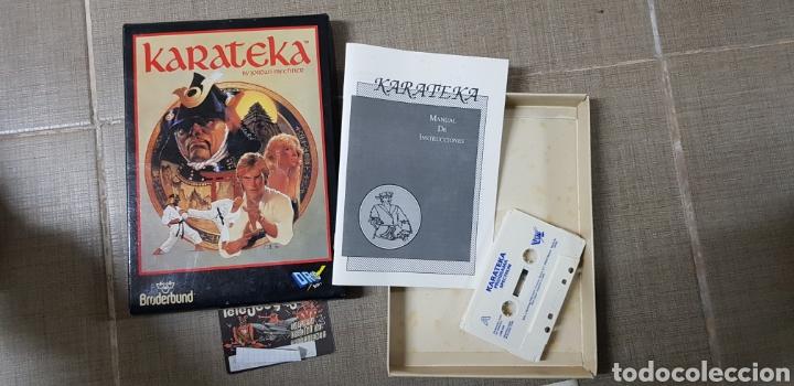 Videojuegos y Consolas: Juego spectrum karateka carnet telejuegos y factura - Foto 2 - 195035136