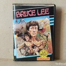 Videojuegos y Consolas: SPECTRUM. ERBE SOFTWARE JUEGO: BRUCE LEE - EDICION ESPAÑOLA, CON ESTUCHE. Lote 195311865
