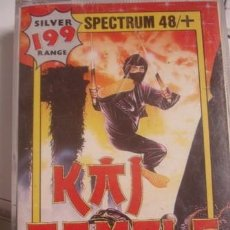 Videojuegos y Consolas: KAJ TEMPLE SPECTRUM 48 + - PORTAL DEL COL·LECCIONISTA . Lote 195399503