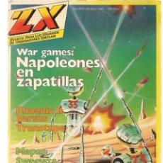 Jeux Vidéo et Consoles: ZX REVISTA PARA LOS USUARIOS DE ORDENADORES SINCLAIR. Nº 29. ABRIL 1986. (Z/28). Lote 195889288