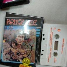 Jeux Vidéo et Consoles: SPECTRUM. ERBE SOFTWARE JUEGO: BRUCE LEE - EDICION ESPAÑOLA, CON ESTUCHE. Lote 196066052
