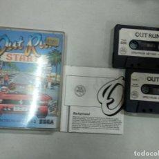 Jeux Vidéo et Consoles: JUEGO DE SPECTRUM - OUT RUN - SEGA - US GOLD - ESTUCHE DOBLE - OUTRUN. Lote 196101808