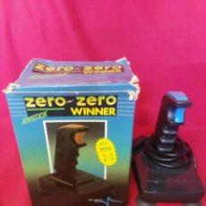 Videojuegos y Consolas: JOYSTICK ZERO WINNER. Lote 196976826