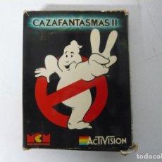 Videojuegos y Consolas: CAZAFANTASMAS 2 / CAJA CARTÓN / SINCLAIR ZX SPECTRUM / RETRO VINTAGE / CASSETTE - CINTA. Lote 197818527