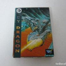 Jeux Vidéo et Consoles: ST DRAGON / CAJA CARTÓN / SINCLAIR ZX SPECTRUM / RETRO VINTAGE / CASSETTE - CINTA. Lote 197820372