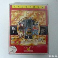 Videojogos e Consolas: THE STORY SO FAR 4 / JEWEL CASE / SINCLAIR ZX SPECTRUM / RETRO VINTAGE / CASSETTE - CINTA. Lote 197821236