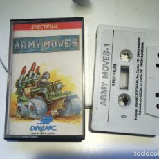 Jeux Vidéo et Consoles: ARMY MOVES - JUEGO SPECTRUM 48K. Lote 199093452