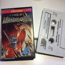 Videojuegos y Consolas: CAMELOT WARRIORS - JUEGO SPECTRUM 48K. Lote 199095755