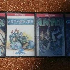 Jeux Vidéo et Consoles: 4 VIDEOJUEGOS DINAMIC, AÑOS 80 (SPECTRUM) SINCLAIR. Lote 199121770
