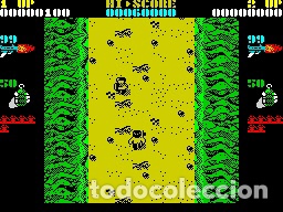 Videojuegos y Consolas: IKARI Warriors [Elite System] 1988 SNK / MCM Software [Zx Spectrum] - Foto 4 - 41858846