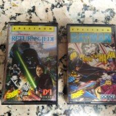 Videojuegos y Consolas: JUEGOS SPECTRUM. Lote 199947720