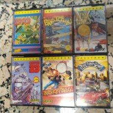 Videojuegos y Consolas: JUEGOS SPECTRUM. Lote 199948641