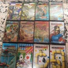 Videojuegos y Consolas: JUEGOS SPECTRUM. Lote 199949038