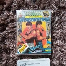 Videojogos e Consolas: JUEGO SPECTRUM DRAGON NINJA. Lote 199952857