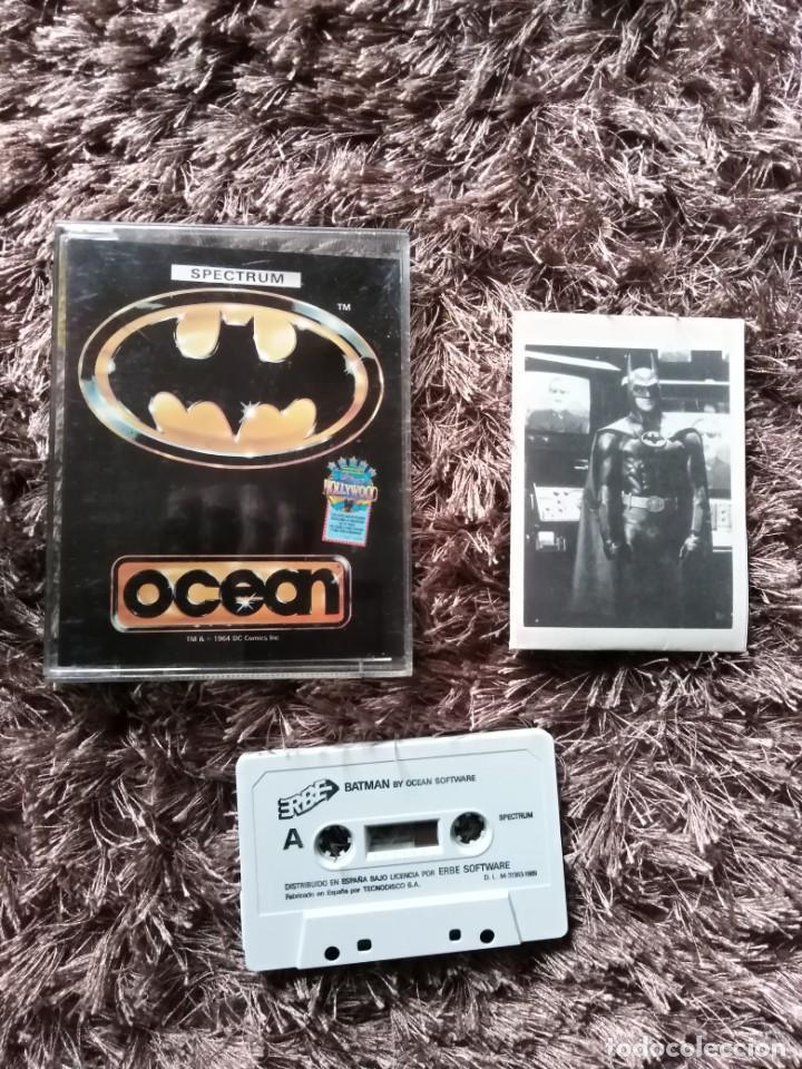JUEGO SPECTRUM BATMAN (Juguetes - Videojuegos y Consolas - Spectrum)