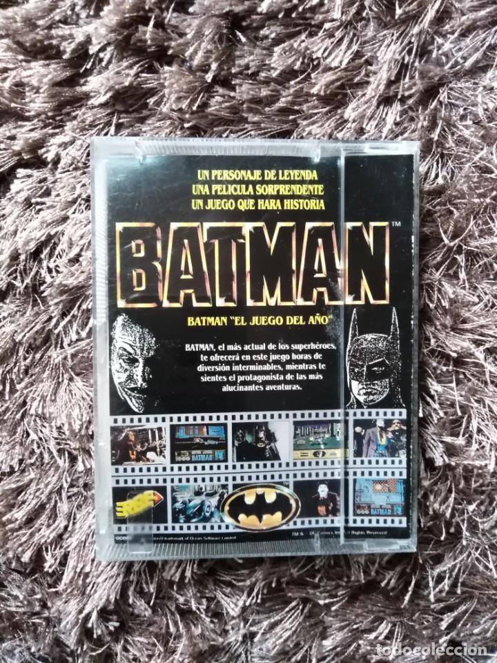 Videojuegos y Consolas: Juego Spectrum Batman - Foto 3 - 199953601