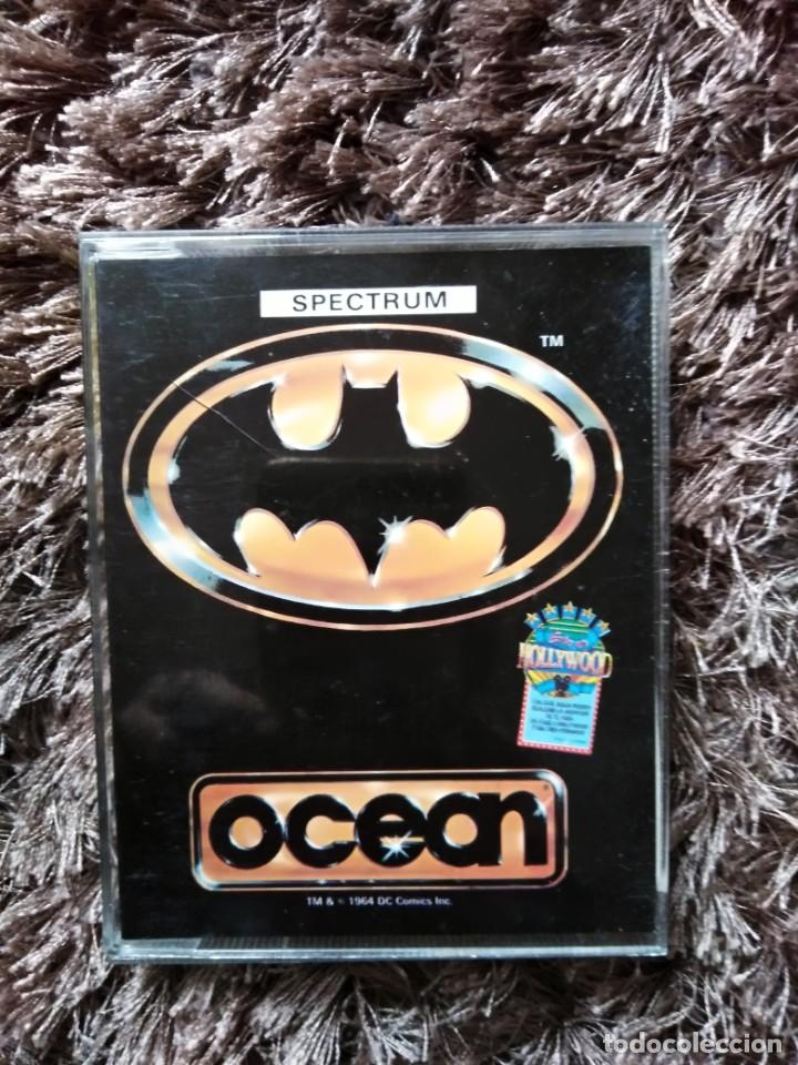 Videojuegos y Consolas: Juego Spectrum Batman - Foto 4 - 199953601
