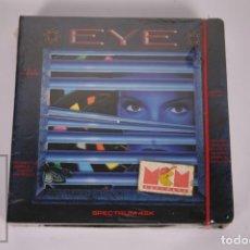 Videojuegos y Consolas: VIDEOJUEGO PRECINTADO ORDENADOR SPECTRUM 48K - EYE - CAJA GRANDE CARTON - MCM 1987. Lote 200250847