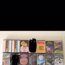 Videojuegos y Consolas: SPECTRUM - LOTE DE 15 JUEGOS Y APLICACIONES VÍDEO CONSOLA. Lote 196884542