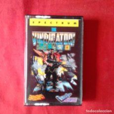 Videojuegos y Consolas: THE VINDICATOR! ERBE IMAGINE SPECTRUM CASETE. Lote 201260533