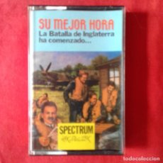 Videojuegos y Consolas: SU MEJOR HORA: LA BATALLA DE INGLATERRA HA COMENZADO... SPECTRUM JUEGOS & ESTRATEGIA. Lote 201261957