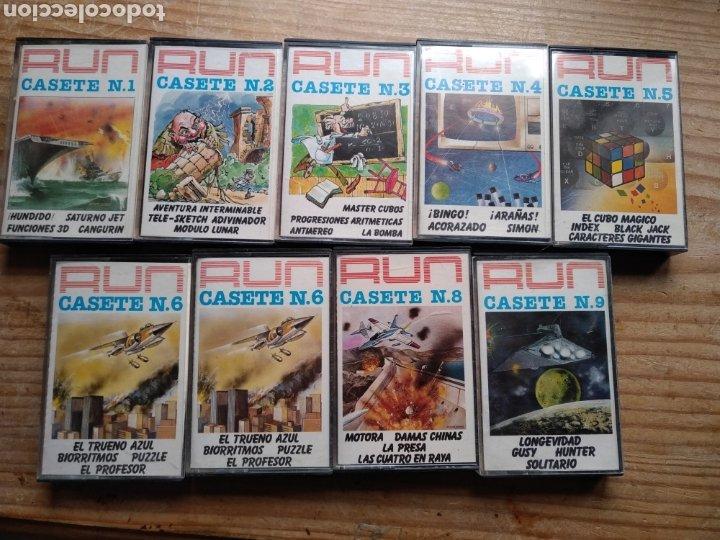 9 CASETE LEER ANTES DE COMPRAR SPECTRUM (Juguetes - Videojuegos y Consolas - Spectrum)