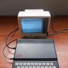 Videojogos e Consolas: LOTE SINCLAIR ZX81 - FUNCIONANDO CORRECTAMENTE - ANTERIOR A SPECTRUM. Lote 201972965