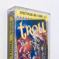 Videojuegos y Consolas: TROLL [DENTON DESIGNS] [PALACE SOFTWARE] 1988 KIXX [ZX SPECTRUM]. Lote 36074741