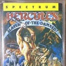 Videojuegos y Consolas: HERCULES - SPECTRUM. Lote 182627593