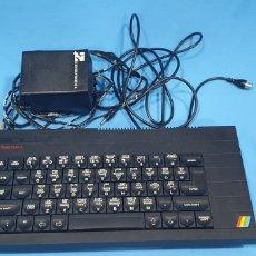 Videojogos e Consolas: ORDENADOR TECLADO ZX SPECTRUM + SINCLAIR. Lote 204821312