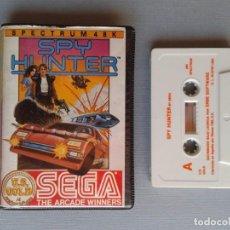 Videojuegos y Consolas: SINCLAIR ZX SPECTRUM SPY HUNTER CAJA ESTUCHE ACOLCHADO VERSION ESPAÑOLA R11006. Lote 205255996