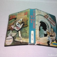 Videojuegos y Consolas: PACK LA ABADIA DEL CRIMEN Y SIR FRED MR CHIP SPECTRUM. Lote 205754385