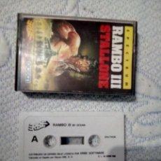 Videojuegos y Consolas: RAMBO 3, SPECTRUM. Lote 205794391