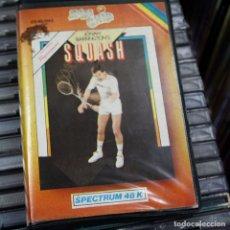 Jeux Vidéo et Consoles: SQUASH - SPECTRUM 48K - VIDEOJUEGO SEGUNDA MANO. Lote 205889852