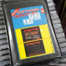 Jeux Vidéo et Consoles: SPY SHIP - SOFTWARE SPECTRUM - VIDEOJUEGO SEGUNDA MANO. Lote 205889903