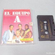 Videojuegos y Consolas: JUEGO DE EL EQUIPO A PARA SPECTRUM - CASSETTE EN CAJA. Lote 206233732