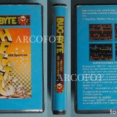 Videojuegos y Consolas: ANTIGUO JUEGO MIND GAMES ESPAÑA - BUG-BYTE - HECTIC - 48 K SPECTRUM - EL DE LAS FOTOS. Lote 207122671